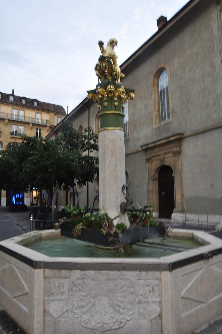Font del Lleó de Neuchâtel