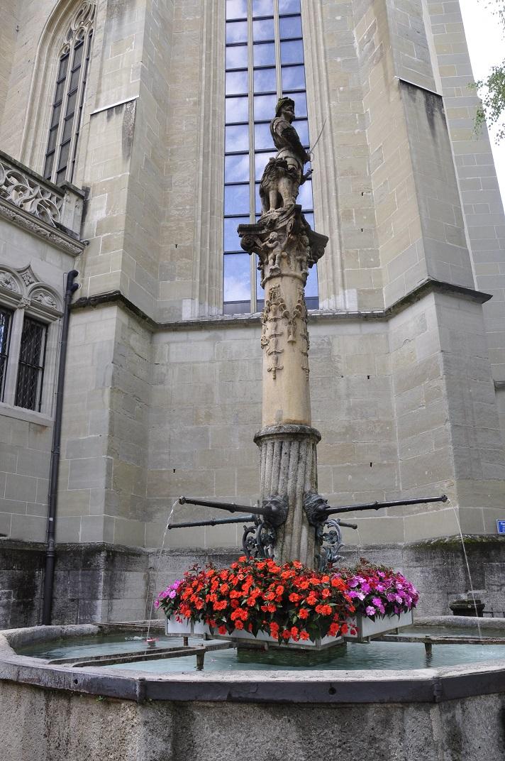 Font del Valor de Friburg