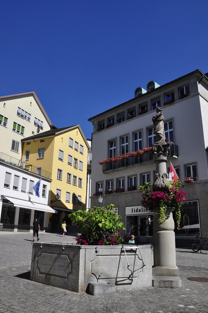Font dels Agustins de Zuric