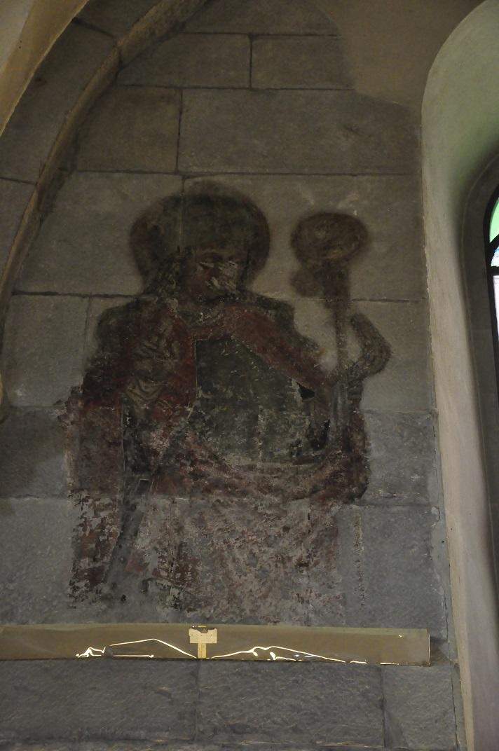 Frescos murals de la Grossmünter de Zuric