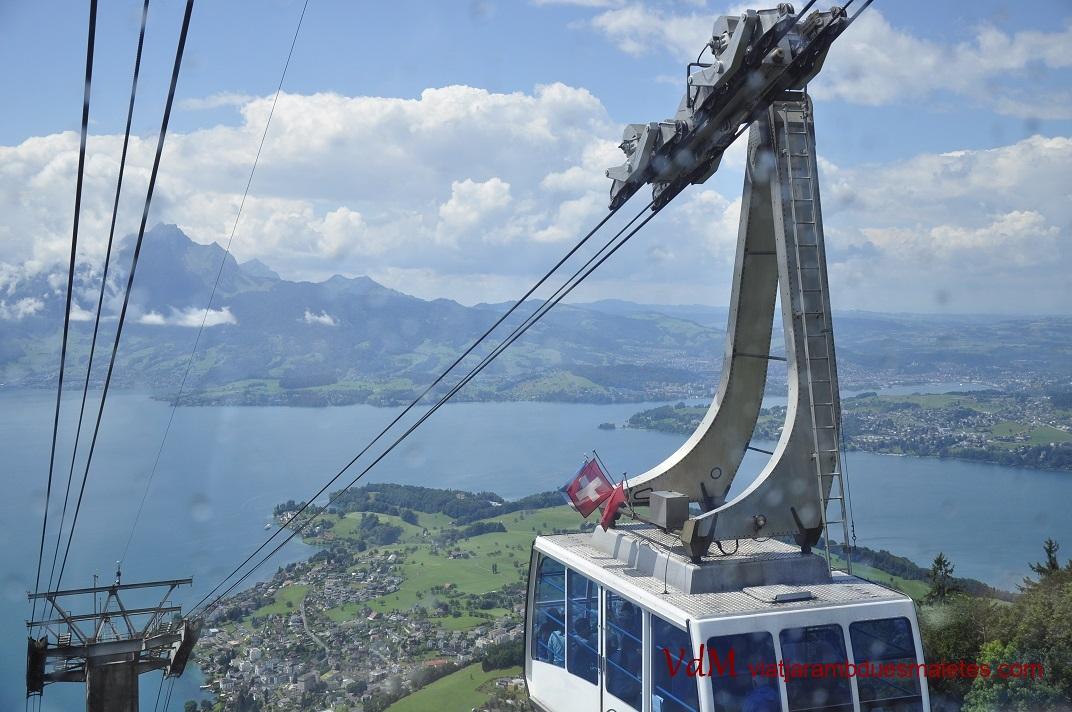 Funicular de la muntanya Rigi