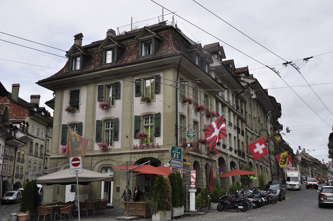 Gerechtigkeitsgasse de Berna