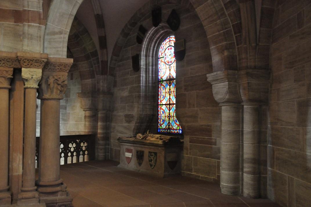 Girola de la Catedral de Basilea