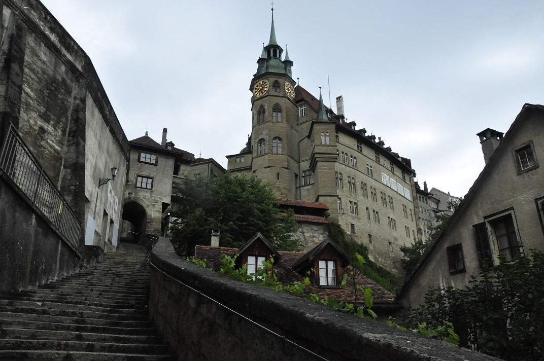Gran Fontaine de Friburg