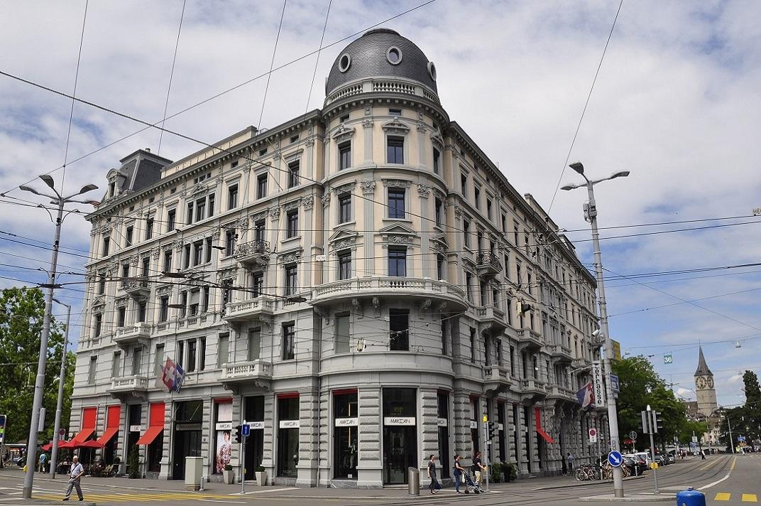 Grandhotel Bellevue de Zuric