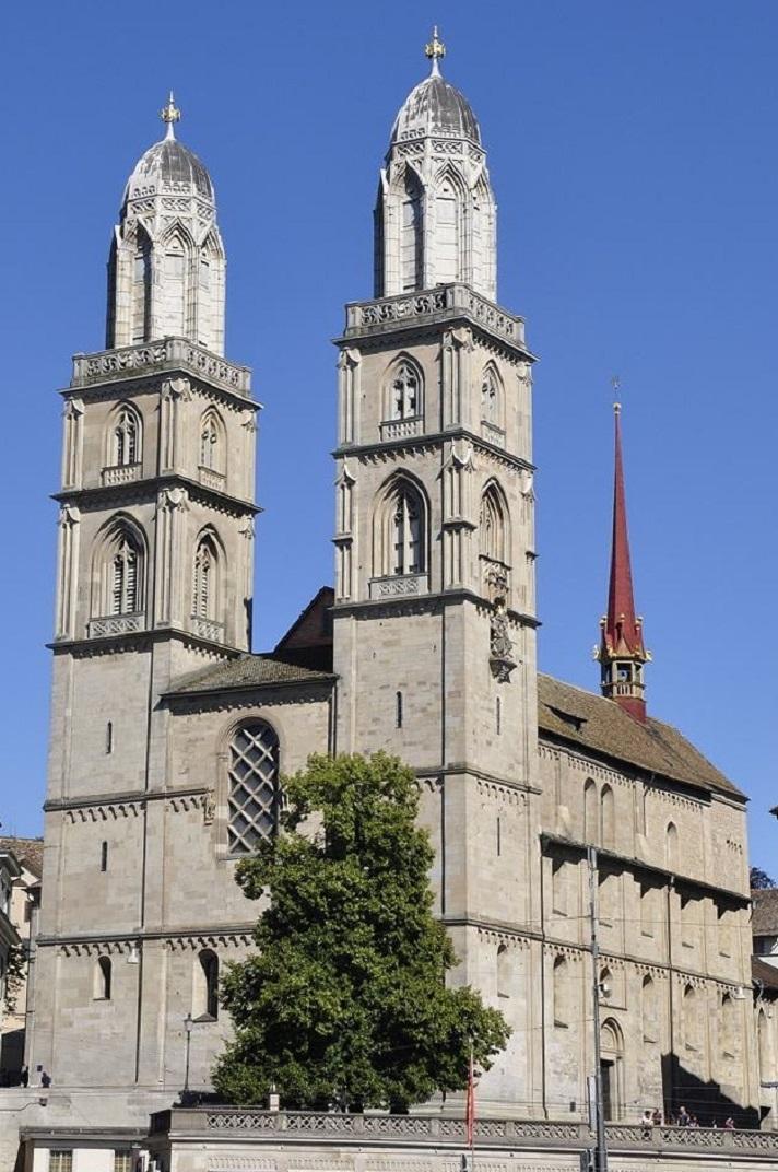 Grossmünter de Zuric