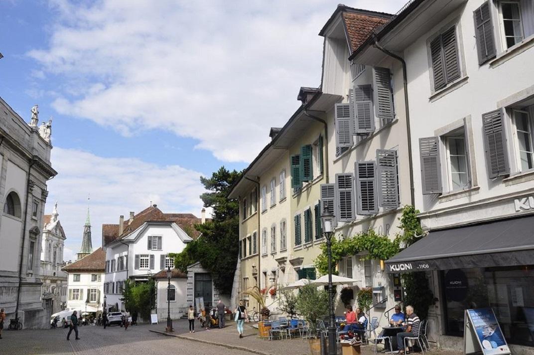 Hauptgasse de Solothurn
