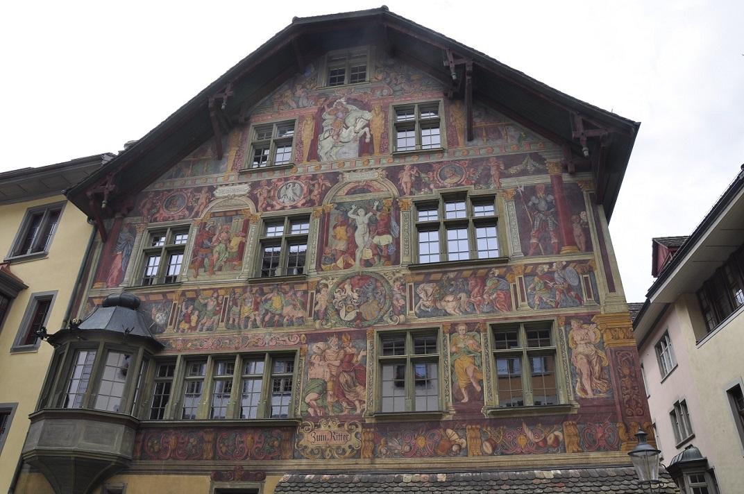 Haus zum Ritter de Schaffhausen