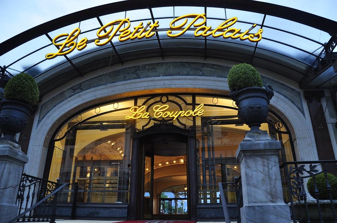 Hotels de la Belle Époque de Montreux
