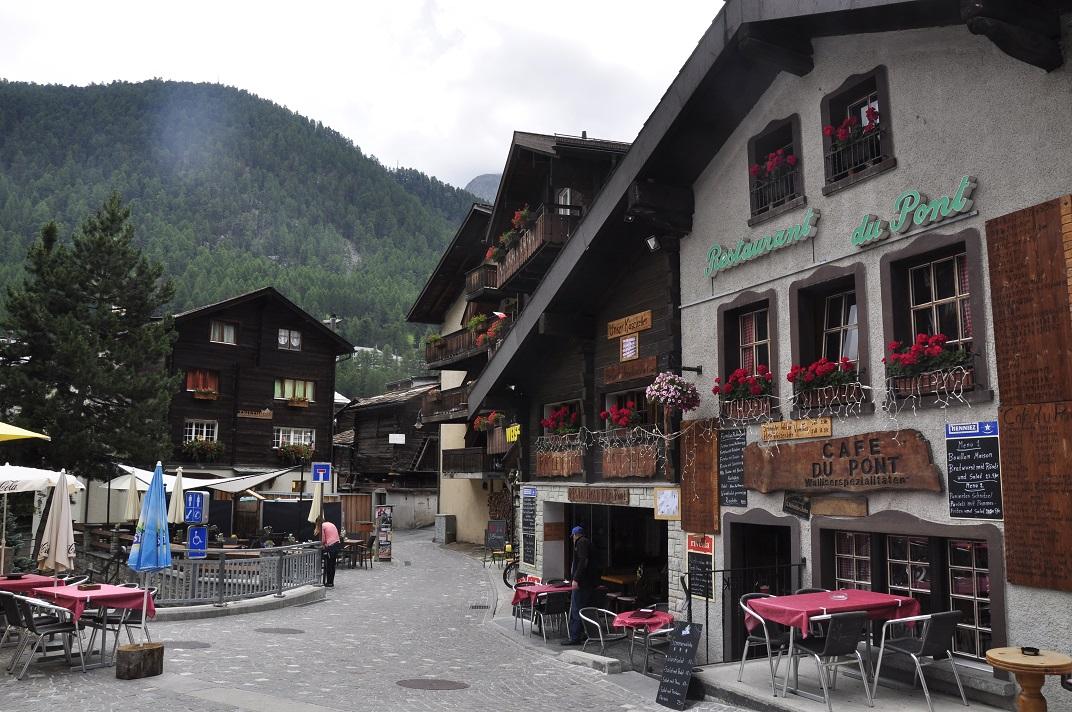 Hotels de Zermatt