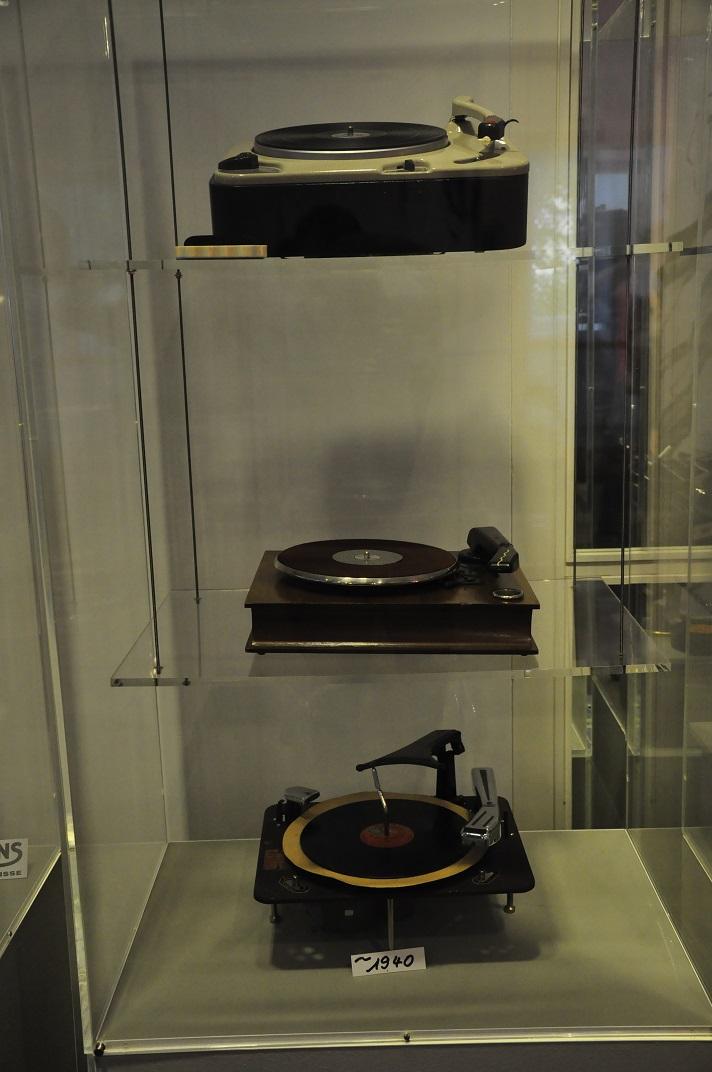 Instruments musicals del museu de la Sainte-Croix