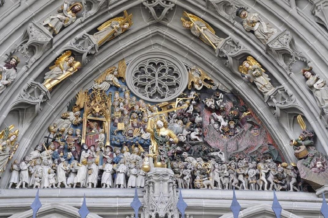 Judici Final de la Catedral de Berna