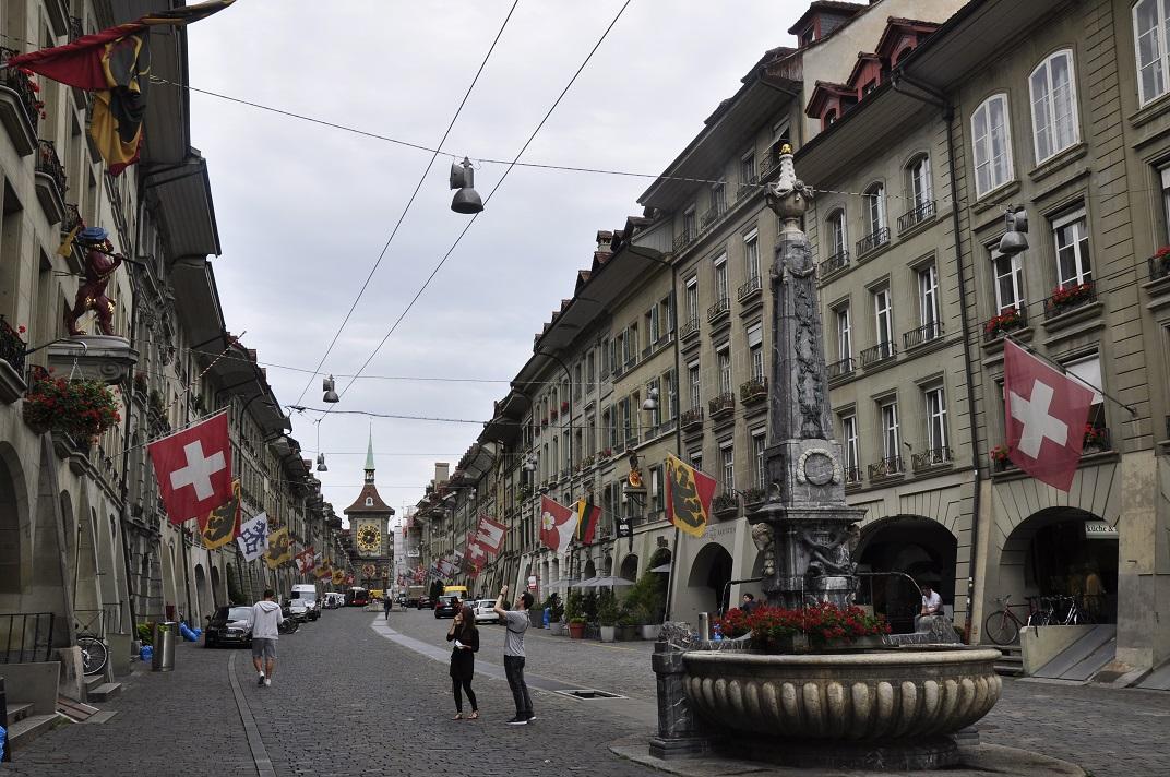 Kramgasse de Berna
