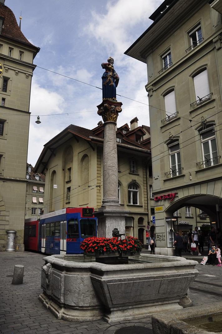 La font d'Anna Seiler de Berna