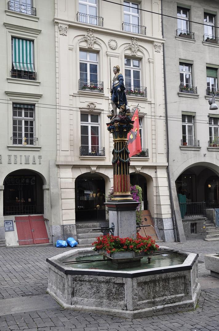 La font de la Justícia de Berna