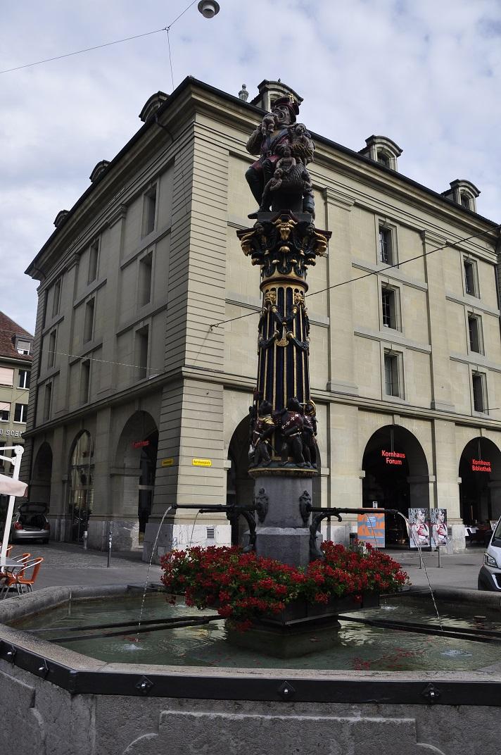 La font de l'Ogre de Berna
