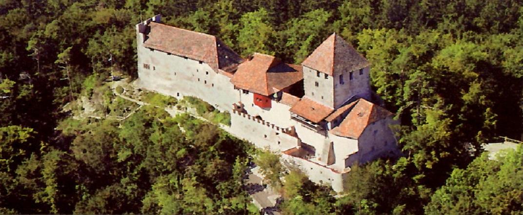 La fortalesa Hohenklingen de Stein-am-Rhein