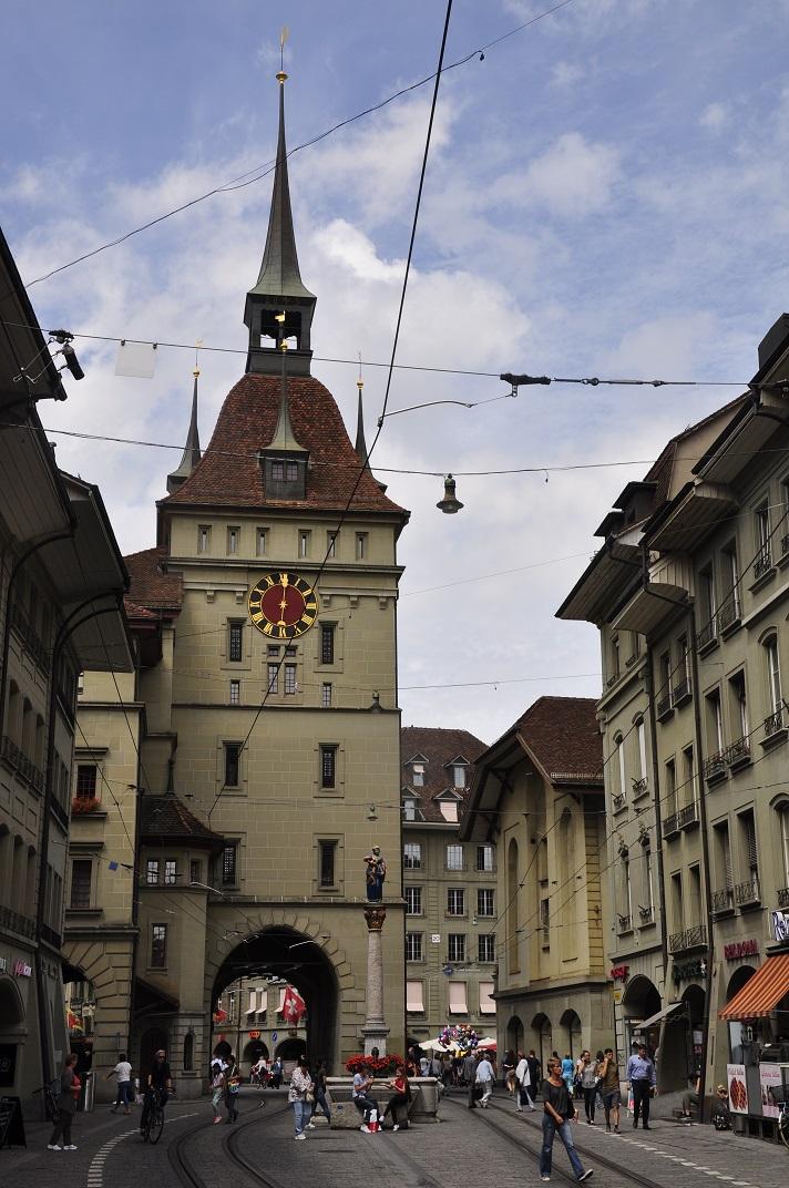 La torre de la Presó de Berna