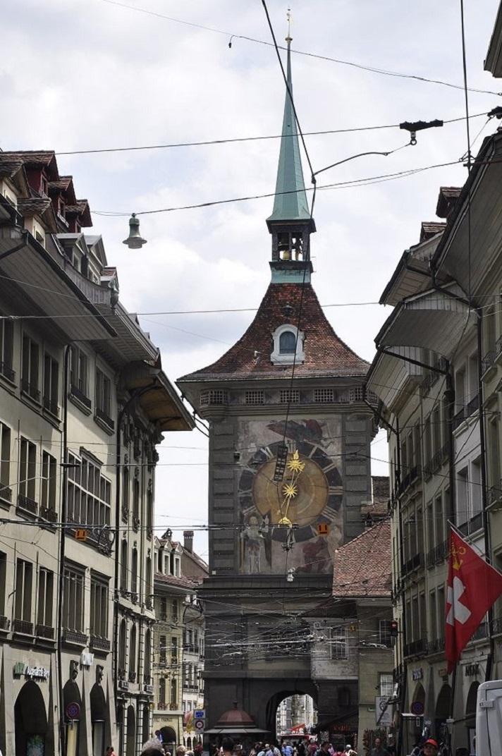 La torre del Rellotge de Berna