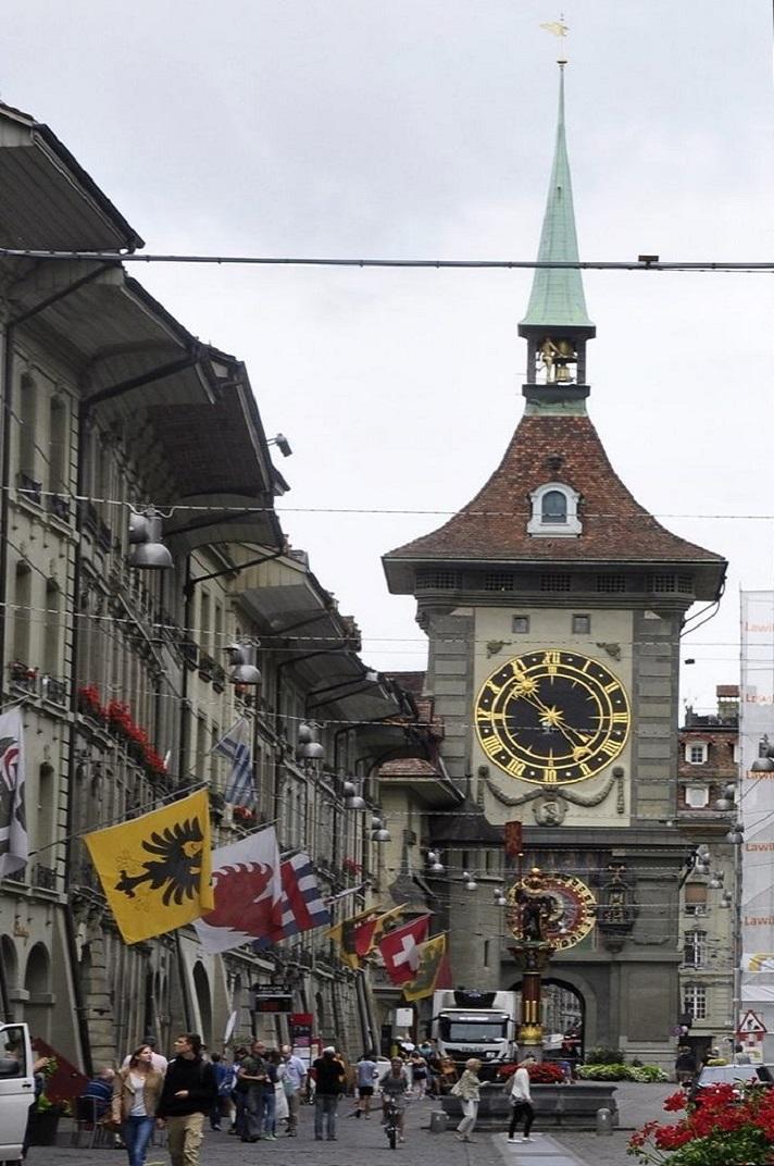 La torre del Rellotge de Berna - Zytglogge