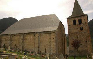 L'església de Santa Maria de Cap d'Aran de Tredòs