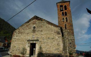 L'església de Santa Maria de Vilamòs