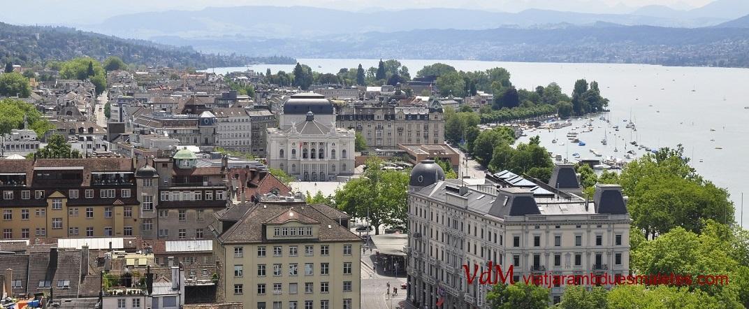 Llac de Zuric