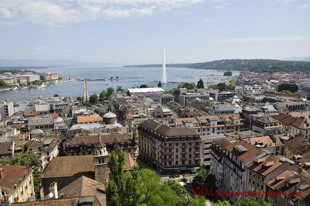 Llac Léman de Ginebra