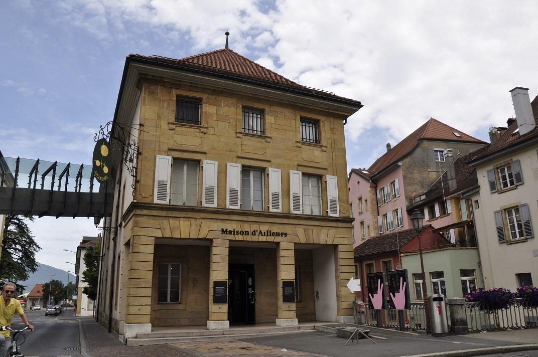 Maison d'Ailleurs de Yverdon-les-Bains