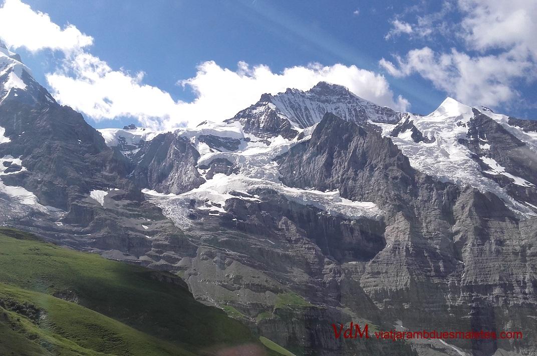 Massís Jungfrau de Jungfraujoch