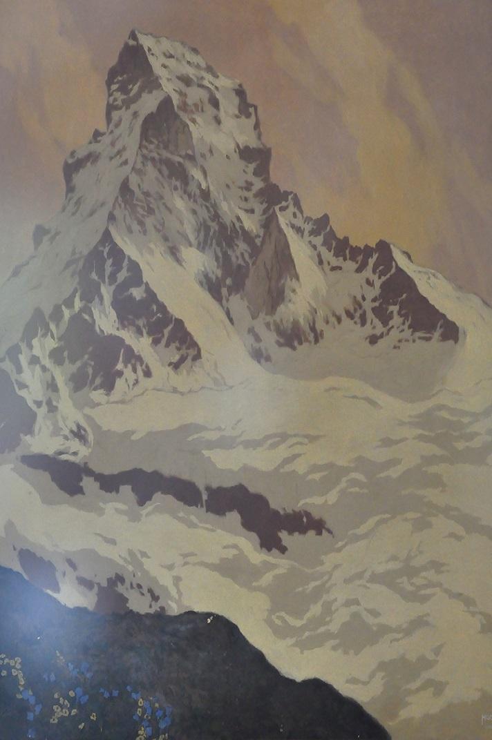 Matterhorn o Mont Cerví