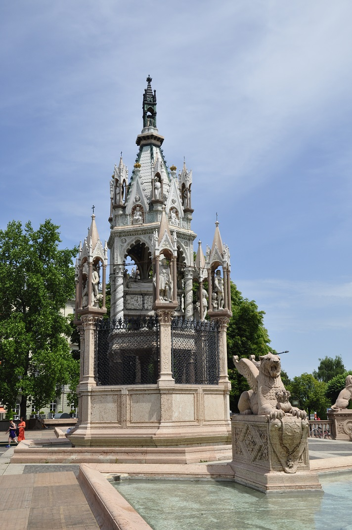 Mausoleu Brunswick de Ginebra
