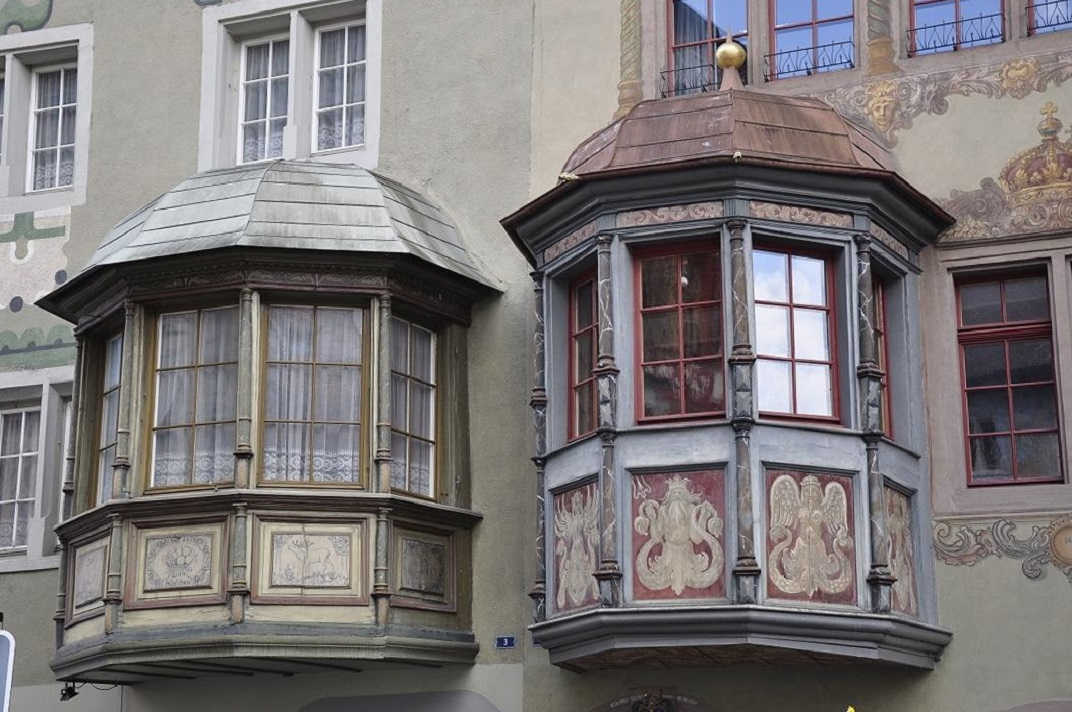 Miradors de Stein-am-Rhein
