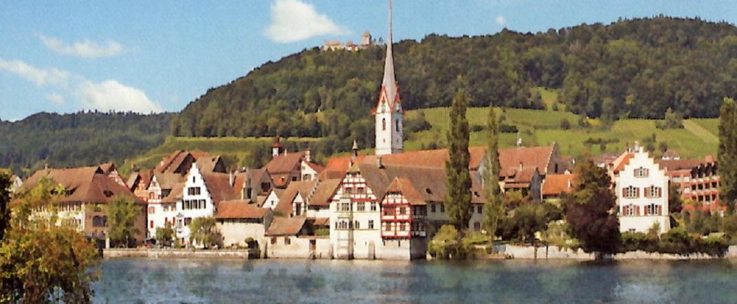 Monestir de Sant Jordi de Stein-am-Rhein