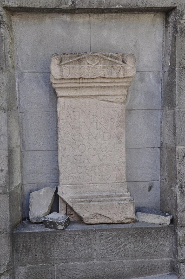 Monòlit romà de la Linderhof de Zuric