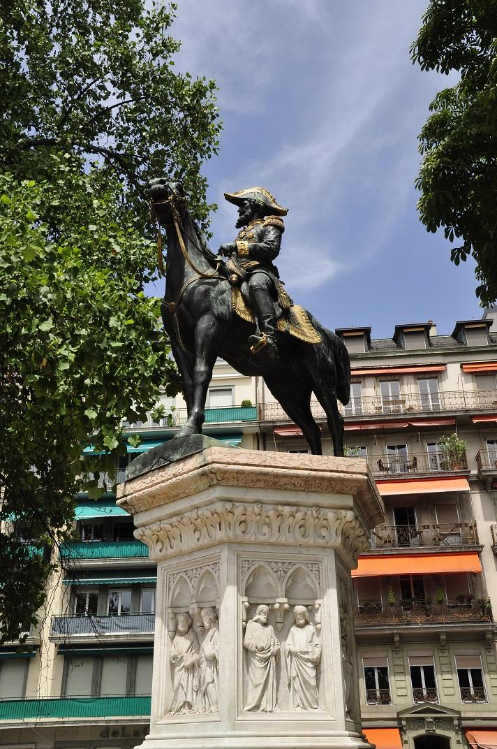 Monument del duc Carles II de Brunswick de Ginebra