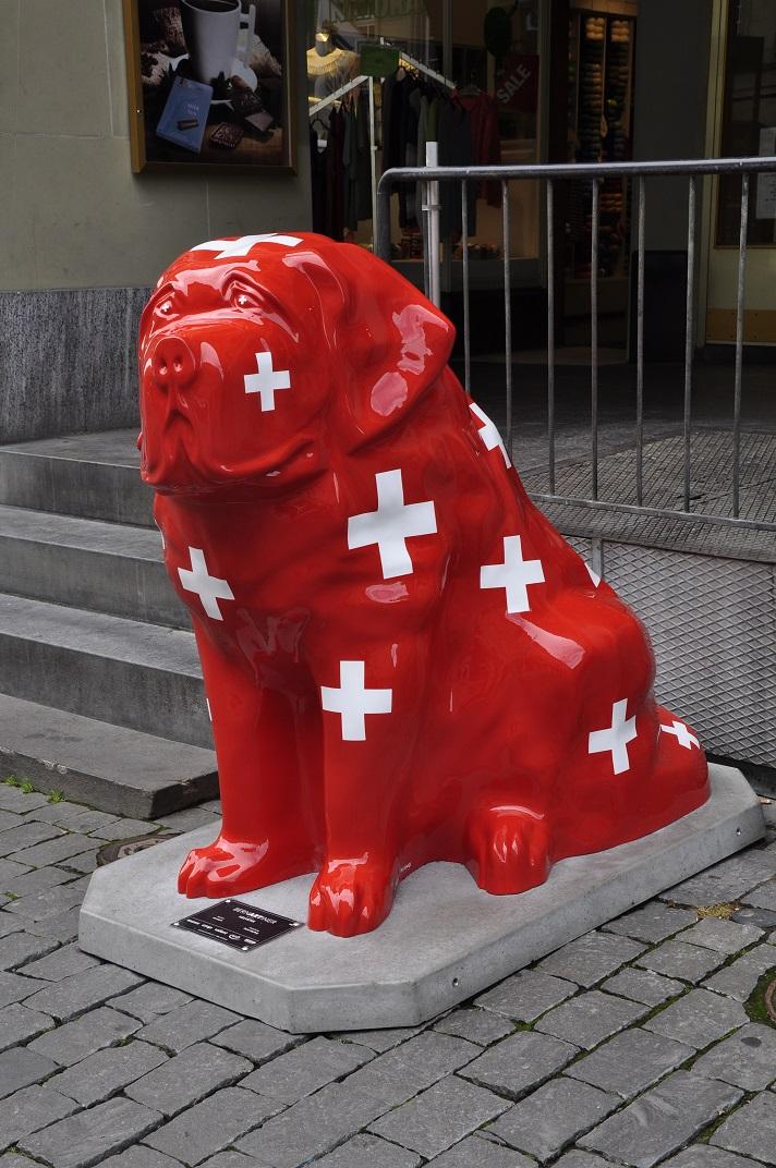 Mostra de gossos de Sant Bernat de Berna