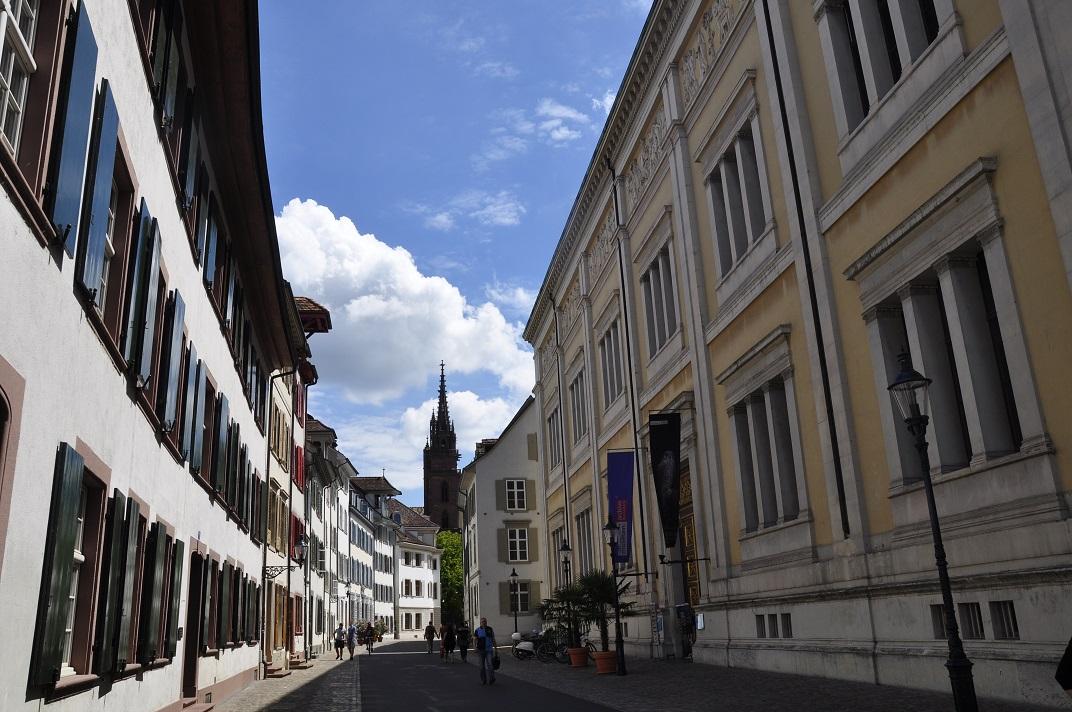 Museu de les Cultures de Basilea