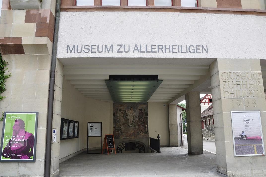 Museu de Tots el Sants del monestir de Schaffhausen