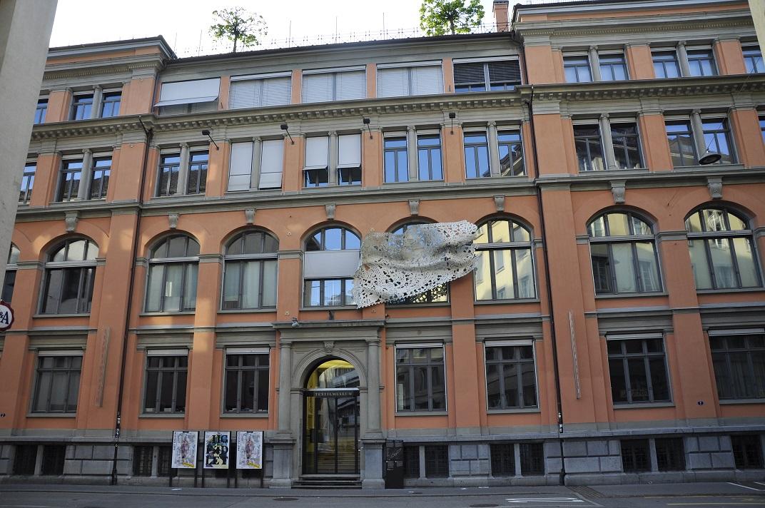 Museu del tèxtil de Sankt Gallen