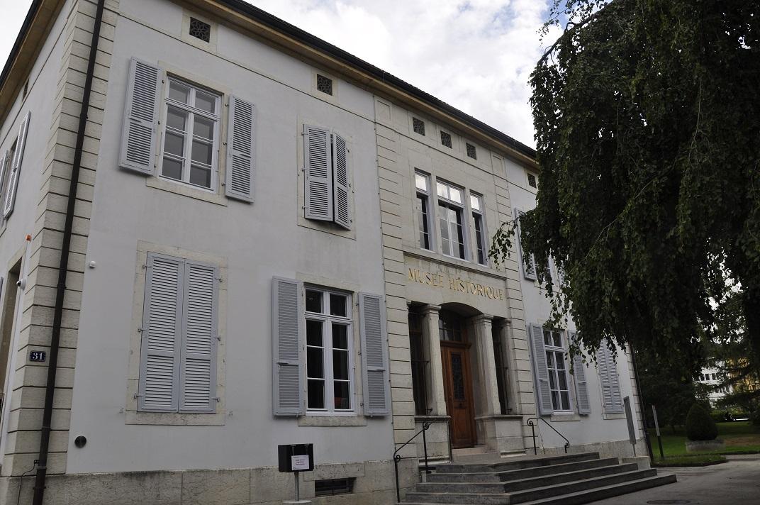 Museu d'Història de La Chaud-de-Fonds