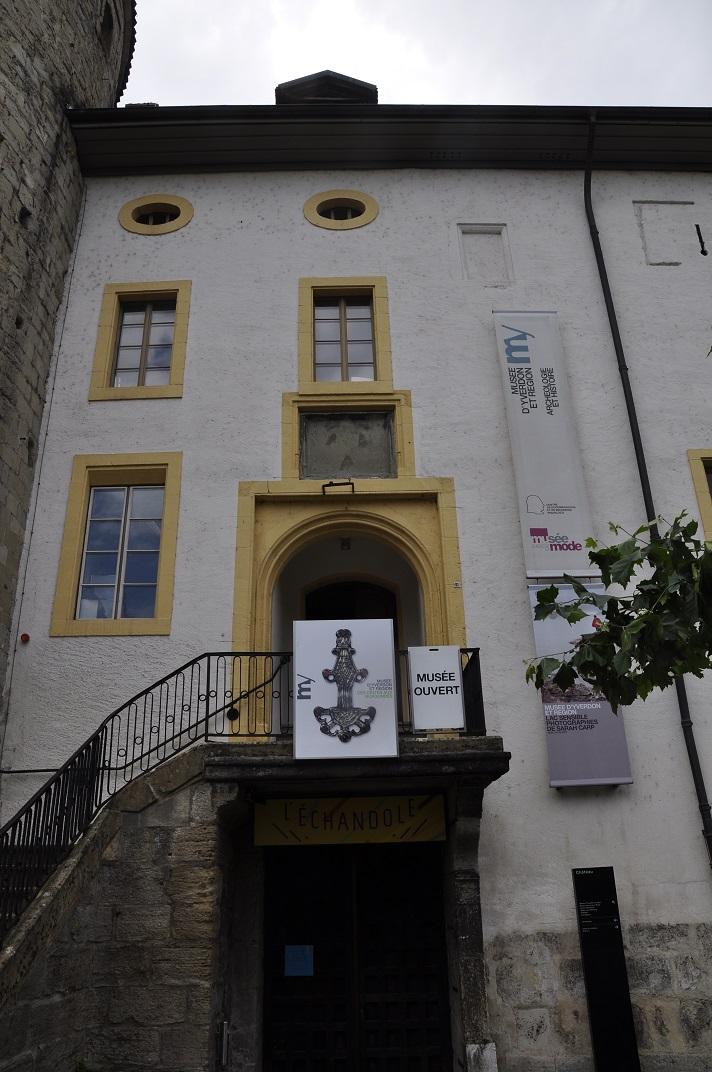 Museu d'Història de Yverdon-les-Bains