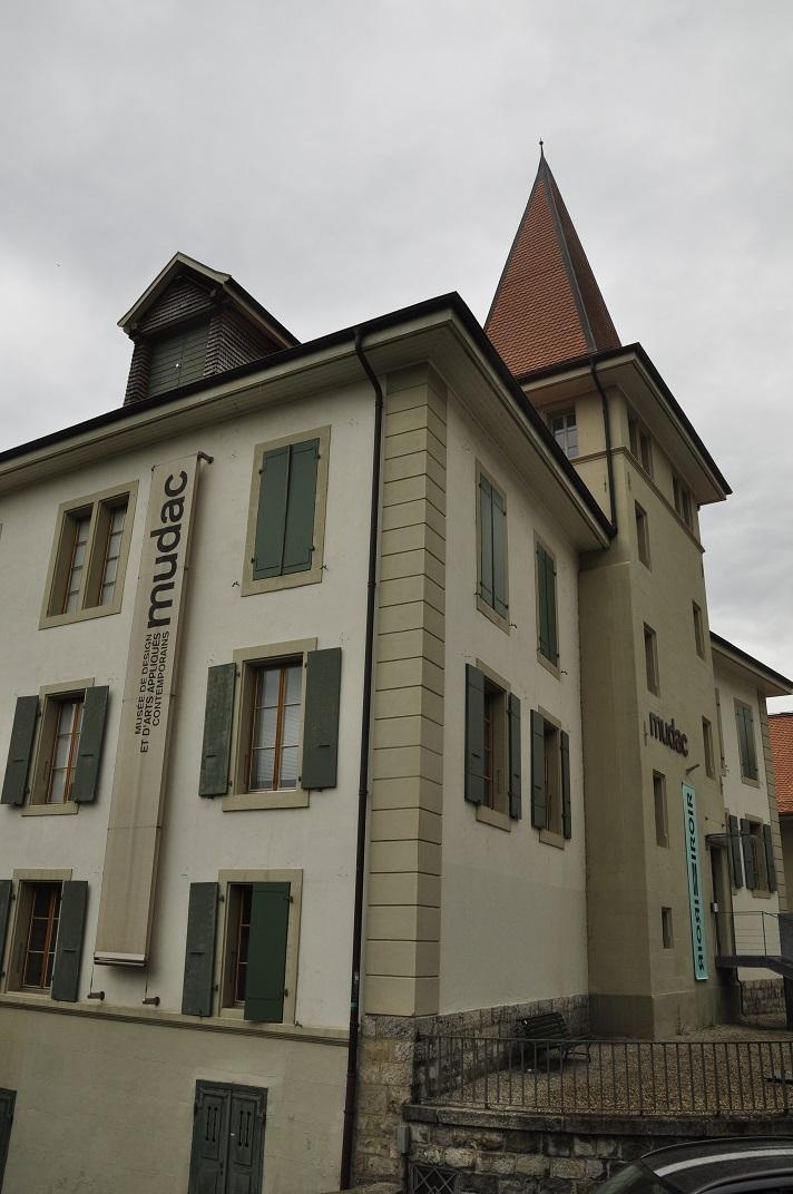 Museu mudac de Lausana