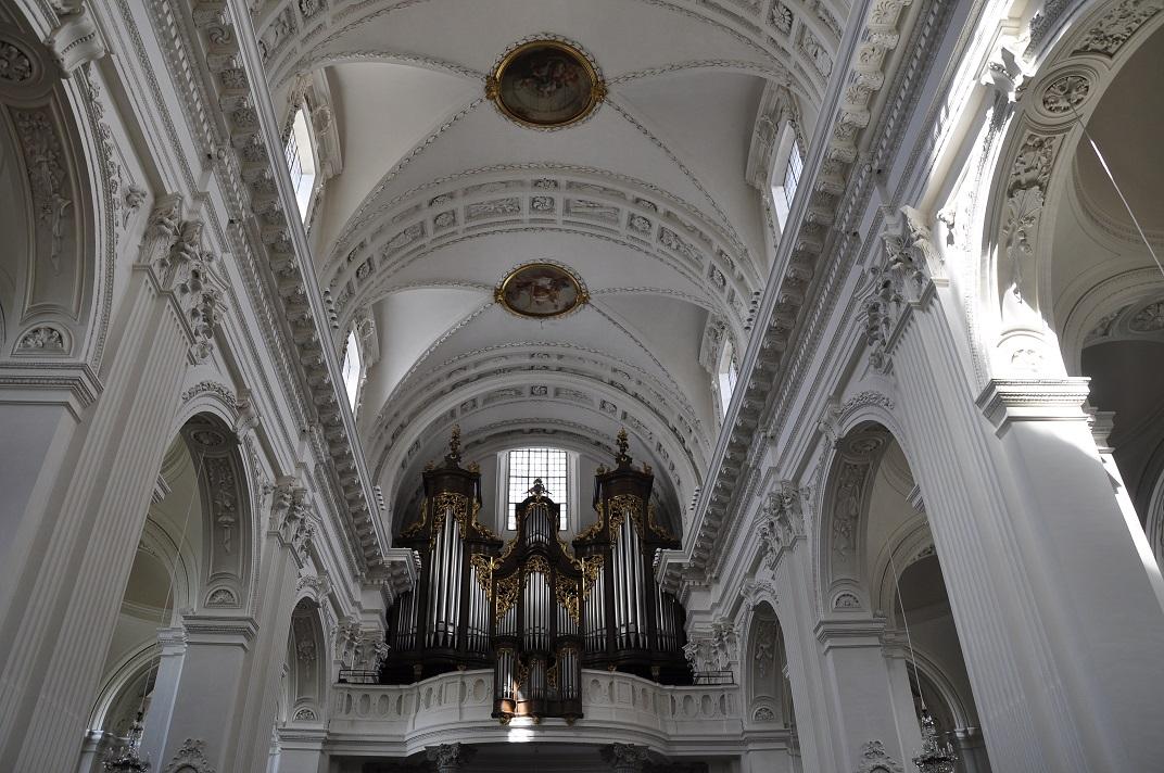 Orgue principal de la Catedral de Solothurn