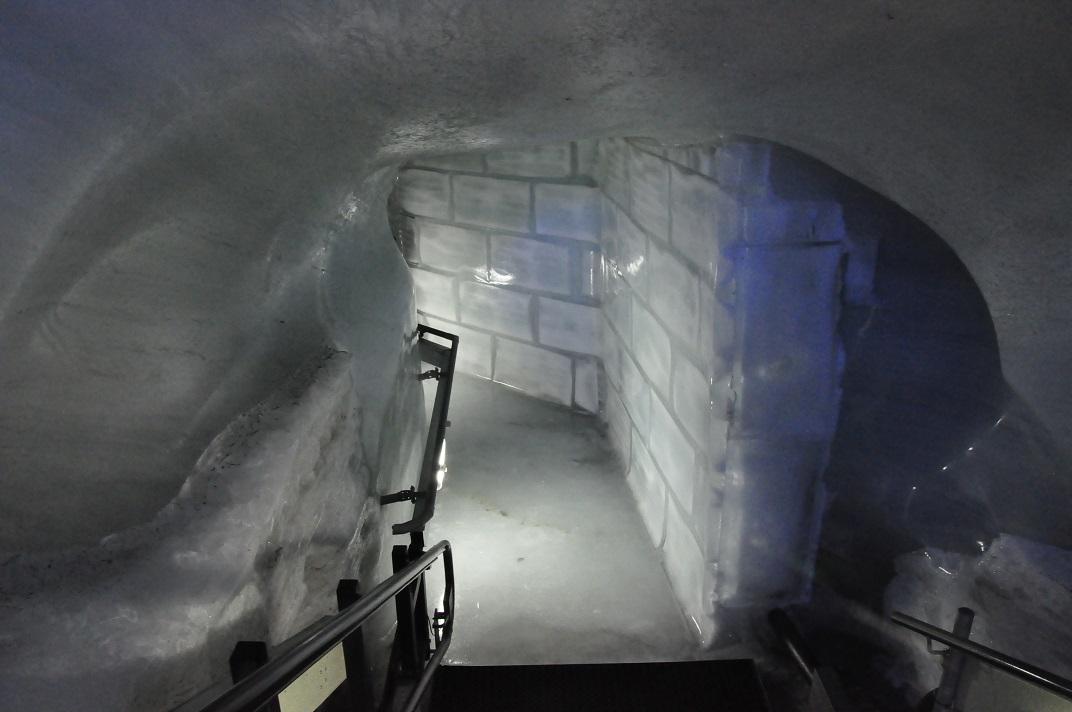 Palau de gel de Jungfraujoch