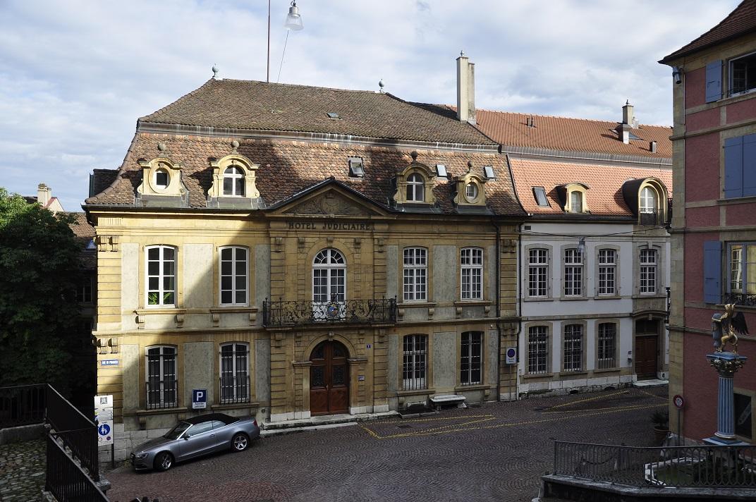 Palau de Justícia de Neuchâtel
