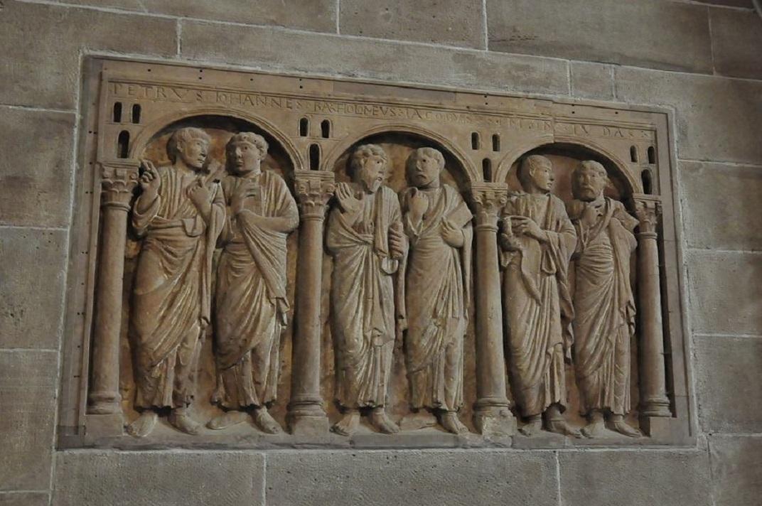 Panells dels apòstols de la Catedral de Basilea