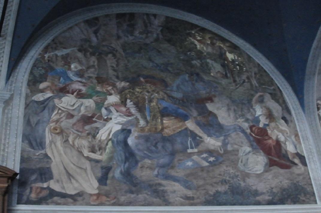 Pintures de la capella de Wilhelm Tell