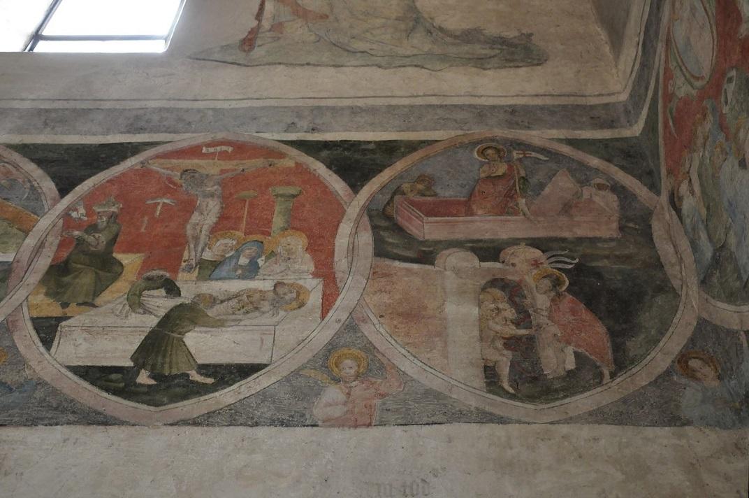 Pintures murals de la Catedral de Schaffhausen