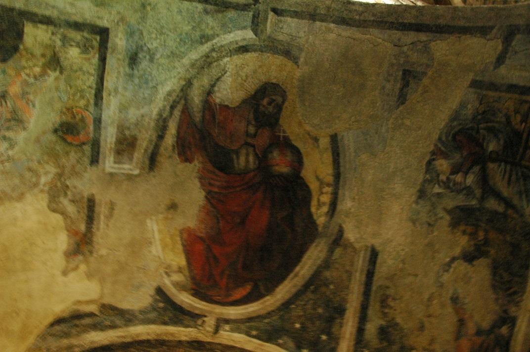 Pintures renaixentistes de l'església de Sant Andreu de Salardú